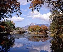 【日本文化旅遊】日本景點,北海道(大澤國定公園),台中YMCA-日本文化旅遊