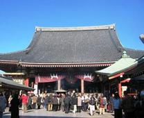 【日本文化旅遊】日本景點,關東(浅草寺),台中YMCA-日本文化旅遊